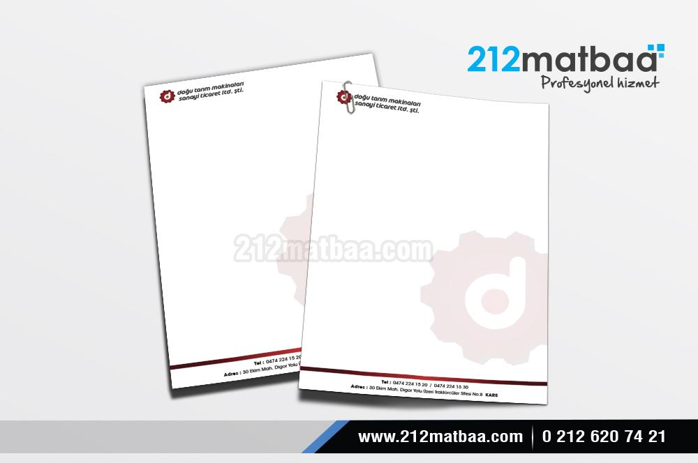 Antetli Kağıt (Otomotiv)