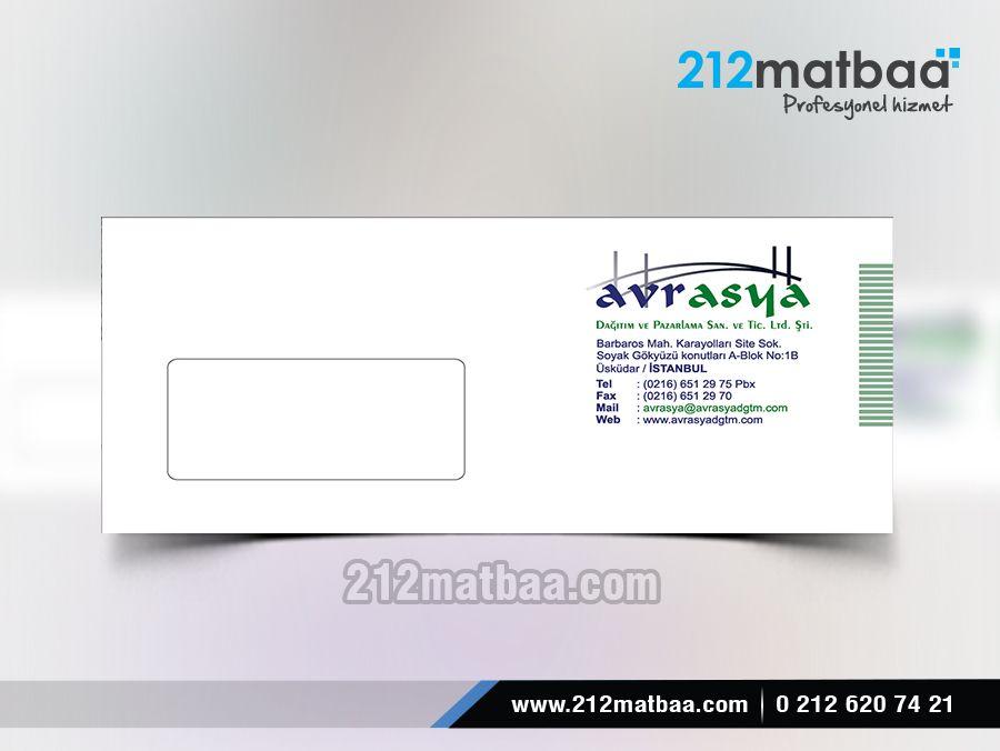 Dağıtım Firması Zarfı