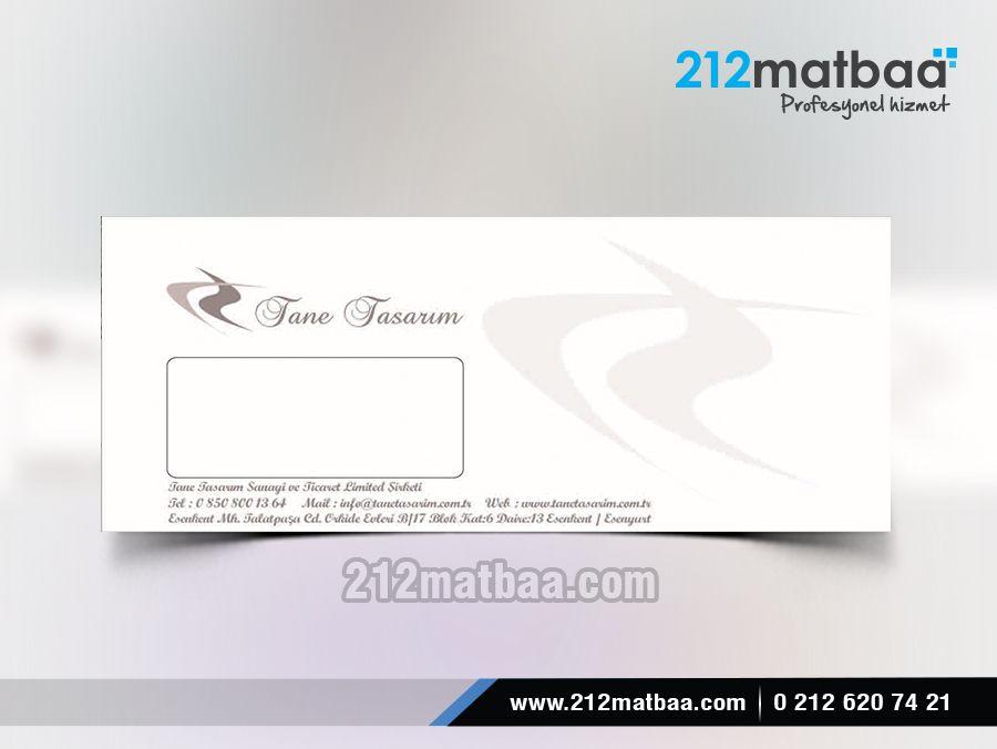 Dekorasyon Zarf Tasarımı